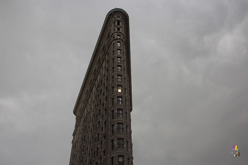A Journey Of Colour - Flatiron Building Photo