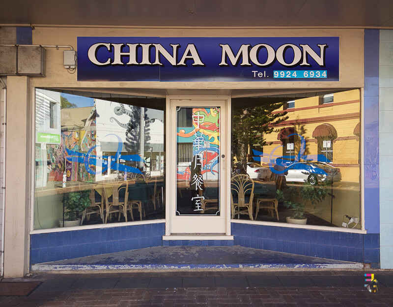 Those Little Shop Fronts - China Moon Restaurant Geraldton Photo