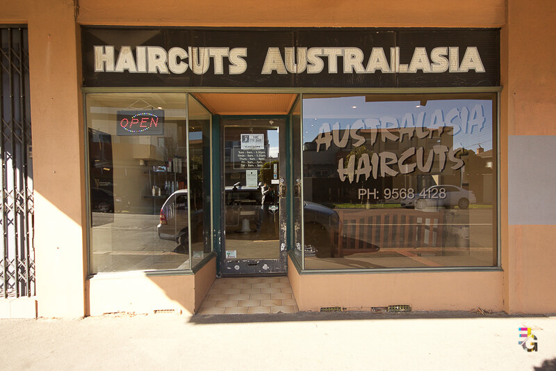 Those Little Shop Fronts - Hair Cuts Australia Murrumbeena Photo