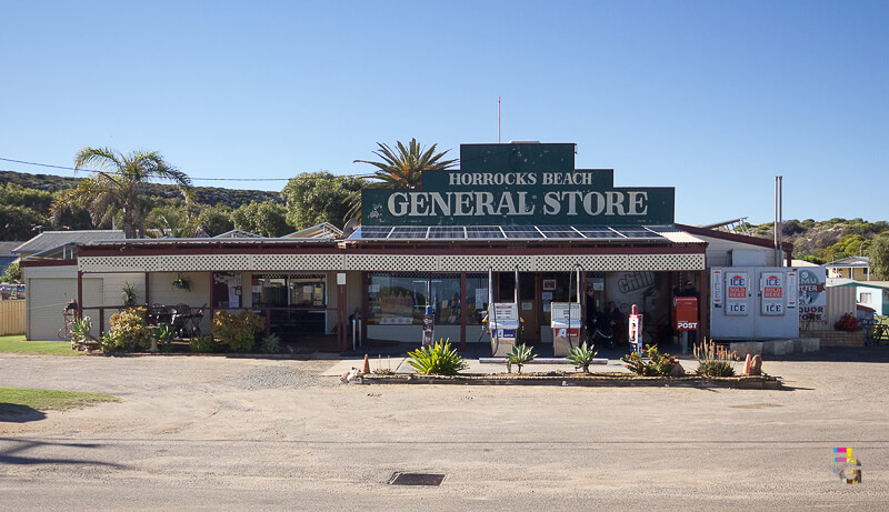 Those Little Shop Fronts - Horrock General Store Photo