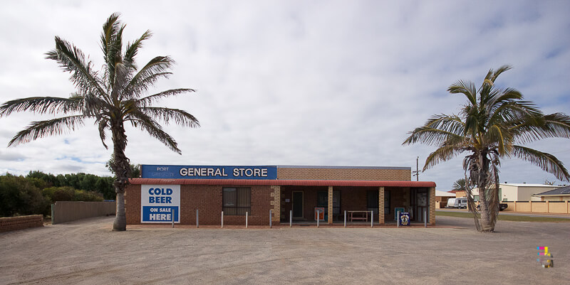 Those Little Shop Fronts - General Store Port Gregory Photo